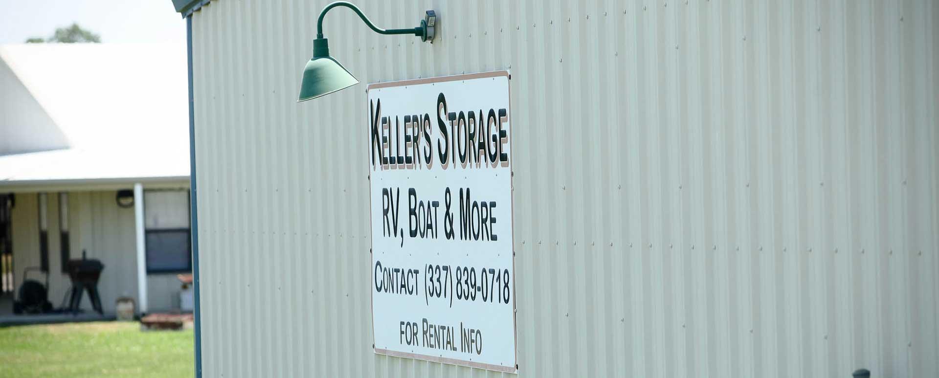 Kellers Storage Youngsville LA