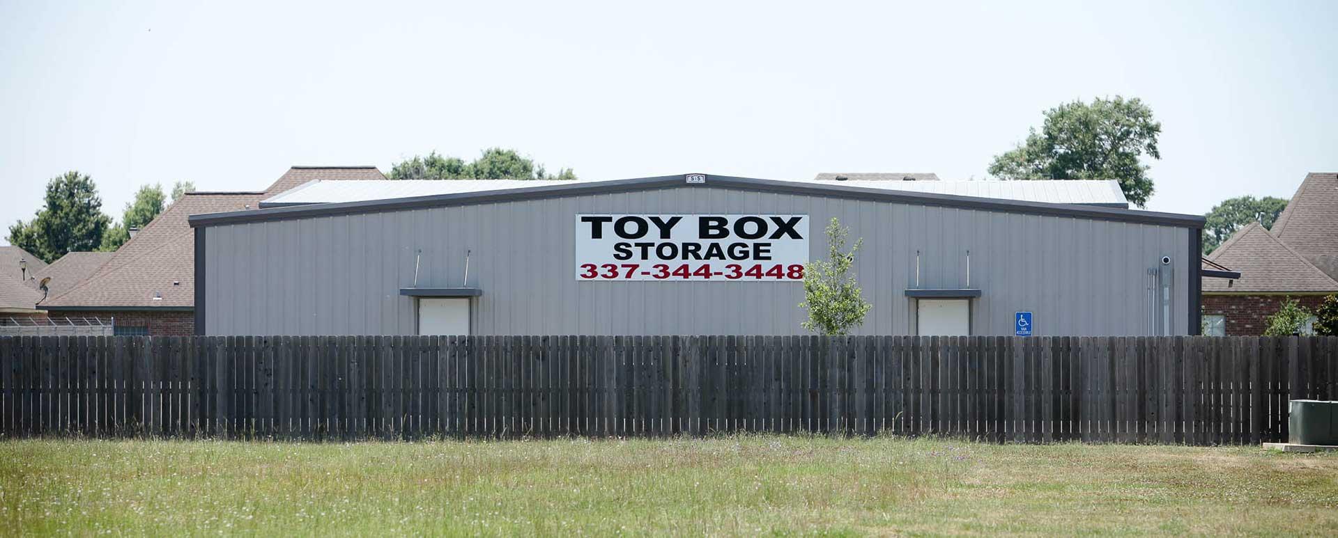 Toy Box Self-Storage Youngsville LA
